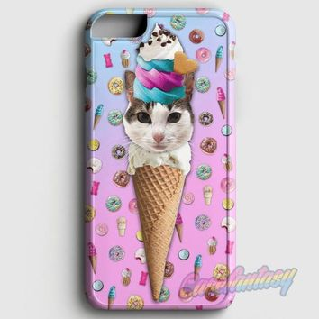 Kawaii Donuts Cats Cocoppa iPhone 6 Plus/6S Plus Case