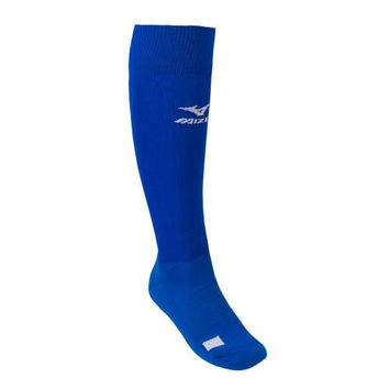 Royal Blue Youth Mizuno Performance Athletic Socks (All Sports: Baseball, Softball, Football, Soccer, Volleyball, Lacrosse)