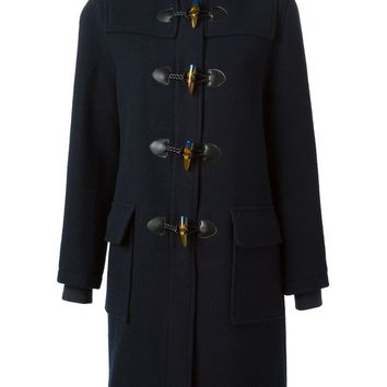 Marc By Marc Jacobs hooded duffle coat