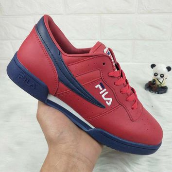 FILA Old Skool Women Fashion Sneakers Sport Shoes3