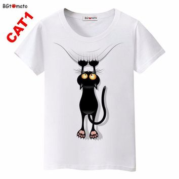Black Cat 3D Lovely Cartoon
