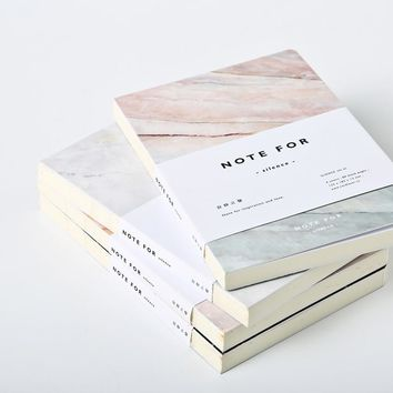 Creative Note for Silence Notebook Diary Drawing 80 Sheets Paper Sketchbook Gifts Stationery School Office Supplies