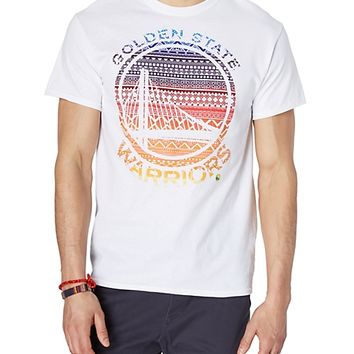 Golden State Warriors Tribal Logo Tee