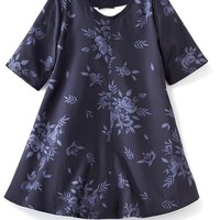 Old Navy Floral Swing Dress For Baby