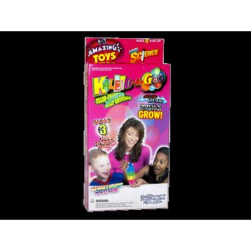 Kaleid-A-Goo color -Changing Jelly Crystals Cool Science Kit