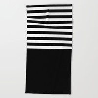 roletna Beach Towel by Trebam