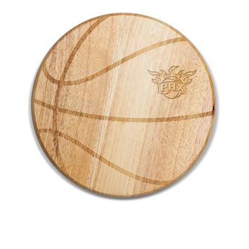 Phoenix Suns - 'Free Throw' Basketball Cutting Board & Serving Tray by Picnic Time
