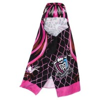 Monsters High Hooded Towel