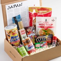 World Tastes Japan Gift Box