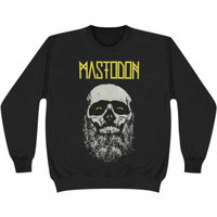 Mastodon Admat Sweatshirt - Mastodon - M - Artists/Groups - Rockabilia