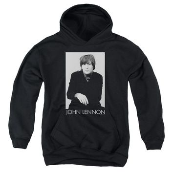 John Lennon - Ex Beatle Youth Pull Over Hoodie