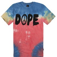 Afends Dope T-Shirt - Mens Tee - Multi Color -
