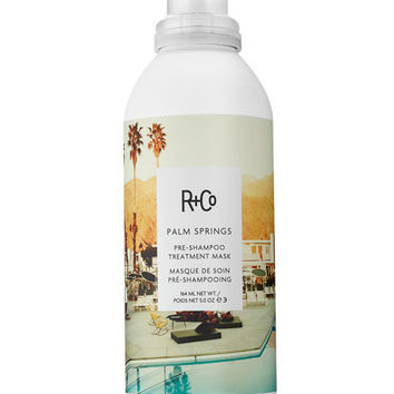 R+Co PALM SPRINGS Pre-Shampoo Treatment Masque, 5 oz.