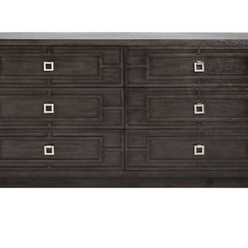 Gunnar 6 Drawer Dresser | Chests & Dressers | Bedroom | Furniture | Z Gallerie