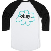 The Fault in Our Stars forever-Unisex White/Black T-Shirt