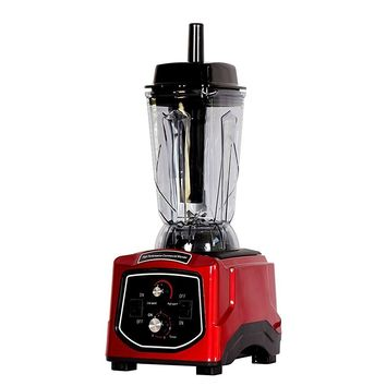 New Century® Professional Grade Red Contemporary 84 oz Silent Blender