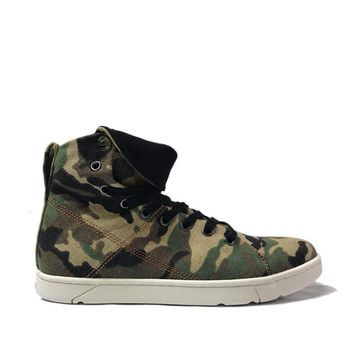 The Max Camo High Top Sneaker for Bodybuilding