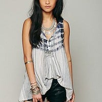 Free People  Wavelengths Dyed Tank at Free People Clothing Boutique