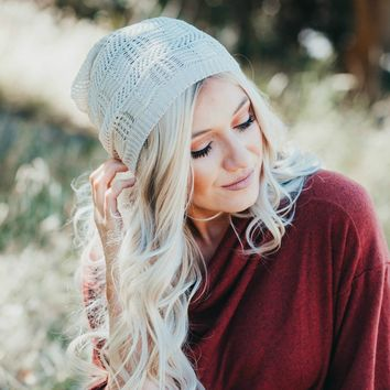 Slouchy Boutique Knit Beanies