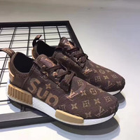 Adidas GUCCI NMD SUP ashion casual shoes