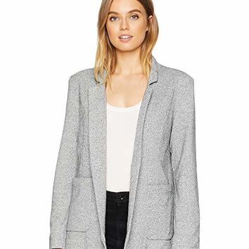 Blank NYC Sweatshirt Blazer in Hipster Chic
