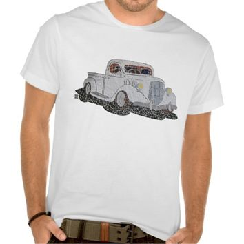 Ole Pick Up Truck T Shirt