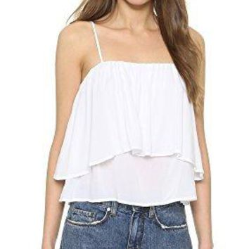 BB Dakota Women's Veronica Strappy Tank