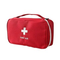 VONL8T Outdoor Camping Empty First Aid Kit Pouch Home Hiking Medical Emergency Travel Rescue Case Bag 23*13