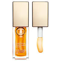 Buy Clarins Instant Light Lip Comfort Oil, Honey | John Lewis