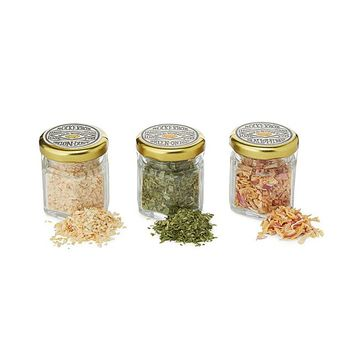 Onion Lover's Spice Set | Gourmet Spices; Foodie Seasoning