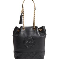 Tory Burch Fleming Leather Bucket Bag | Nordstrom