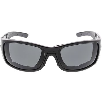 Performance Foam Padded TR-90 Motorcycle Safety Goggles C806