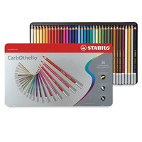 Save On Discount Stabilo CarbOthello, Pastel Pencils, Set of 36 & More Pastel Pencils at Utrecht