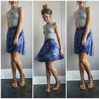 A Starry Night Skirt