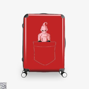 Kid Buu Pocket, Dragon Ball (ドラゴンボール) Suitcase