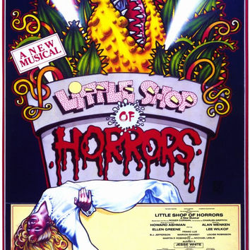 Little Shop of Horrors 27x40 Movie Poster (1981)