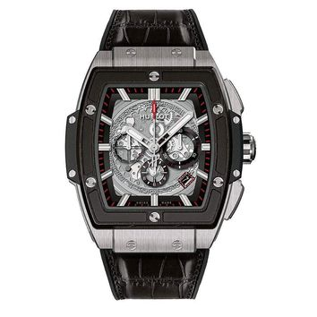 Hublot Spirit Of Big Bang Titanium Ceramic 42 Mm - Unworn with Box and Papers