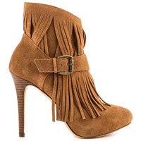 Guess Shoes - Callica - Med Brown Suede