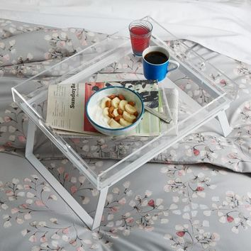 Breakfast Tray Stand