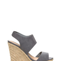 Perfect Upgrade Espadrille Wedges