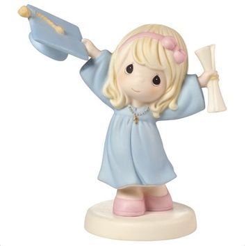 "Precious Moments ""With God All Things Are Possible"" Figurine"