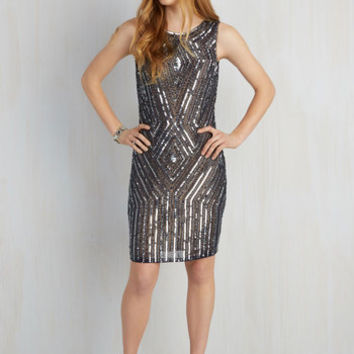 Bling-a-Ding Ding Dress | Mod Retro Vintage Dresses | ModCloth.com