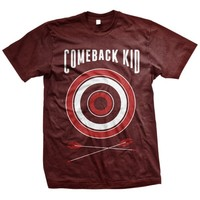 Comeback Kid - Wasted Arrows T-Shirt