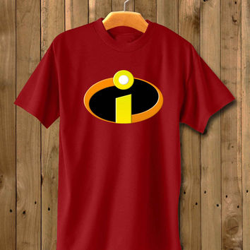 Super Hero Elastis Girl and Mr Incredible shirt for man and woman shirt / tshirt / custom shirt