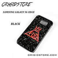 Fall Out Boy Sparkle For Samsung Galaxy S6 Edge Case Please Make Sure Your Device With Message Case UY