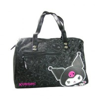 Sanrio Kuromi Skull Travel Luggage Overnight Bag $59.75