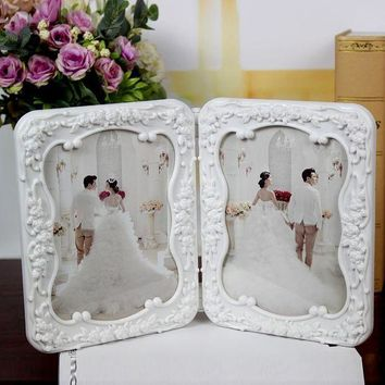 ac ICIK83Q Wedding Dress Photo Frame Innovative Plastic Children Set [10598558988]