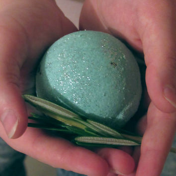 Bath Bomb ( Aussie Dreams)  ( 100% Homemade & Handmade)