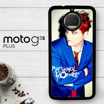 My Chemical Romance Gerard Z0266  Motorola Moto G5S Plus Case