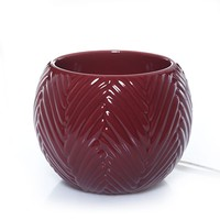 Crimson Mia Scenterpiece™ Warmer : Scenterpiece™ Easy MeltCup Warmer : Yankee Candle